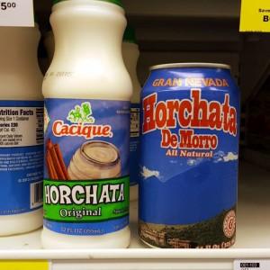 Mexican and Salvadoran Horchata